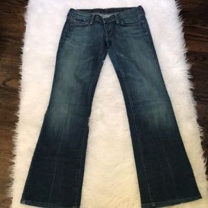 COH citizens of Humanity jelly stretch jeans 27